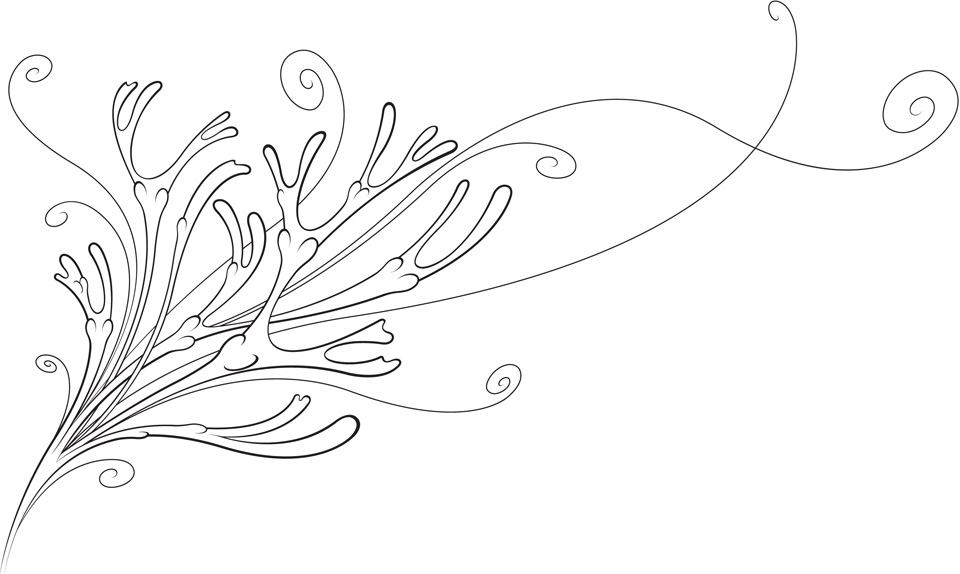 Line Drawing Kelp : Seaweed sketch templates