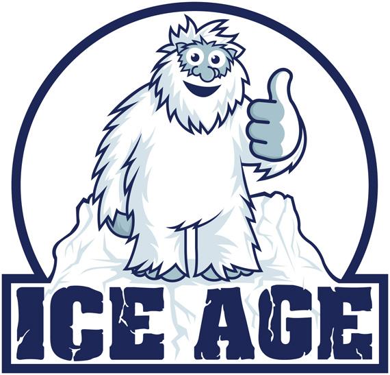 Age Logo Ice Age Logo Marque Ice Bags