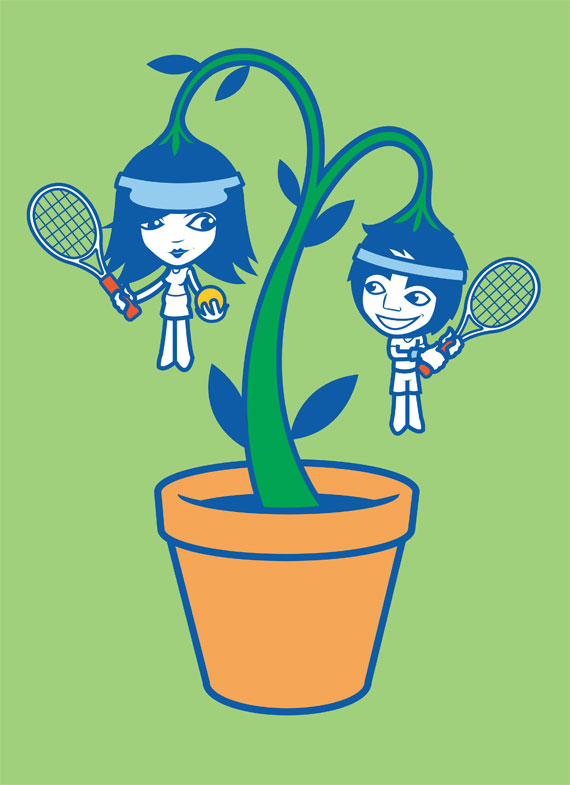 MSN-Messenger-Fertilizing-Friendships-'Play-games'-illustration-by-Darren-Whittington