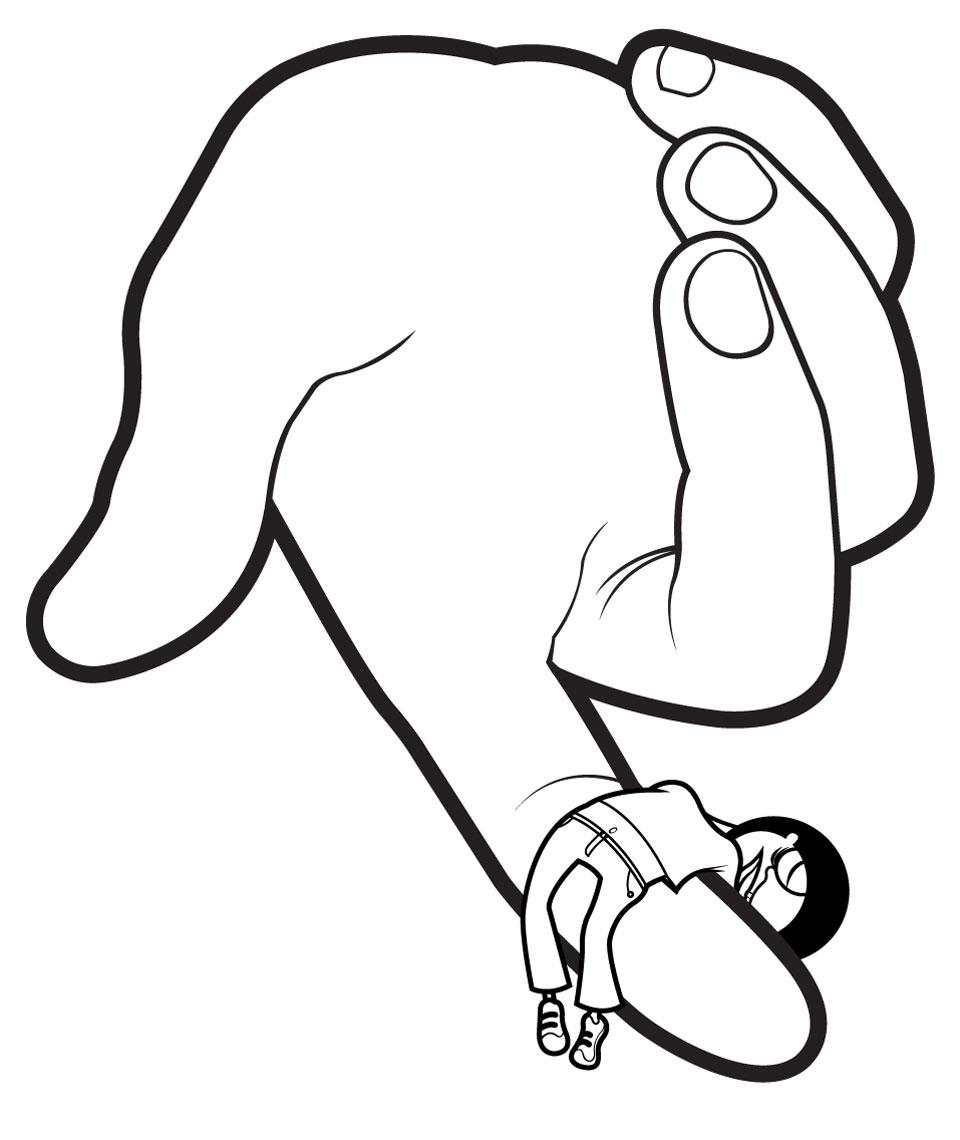 The-hand-of-God-by-Darren-Whittington